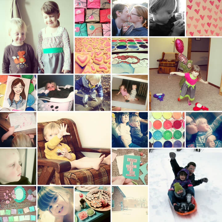 February Instagram Photos