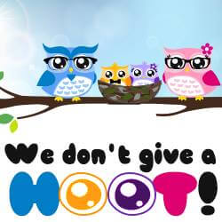 We Don't Give a Hoot