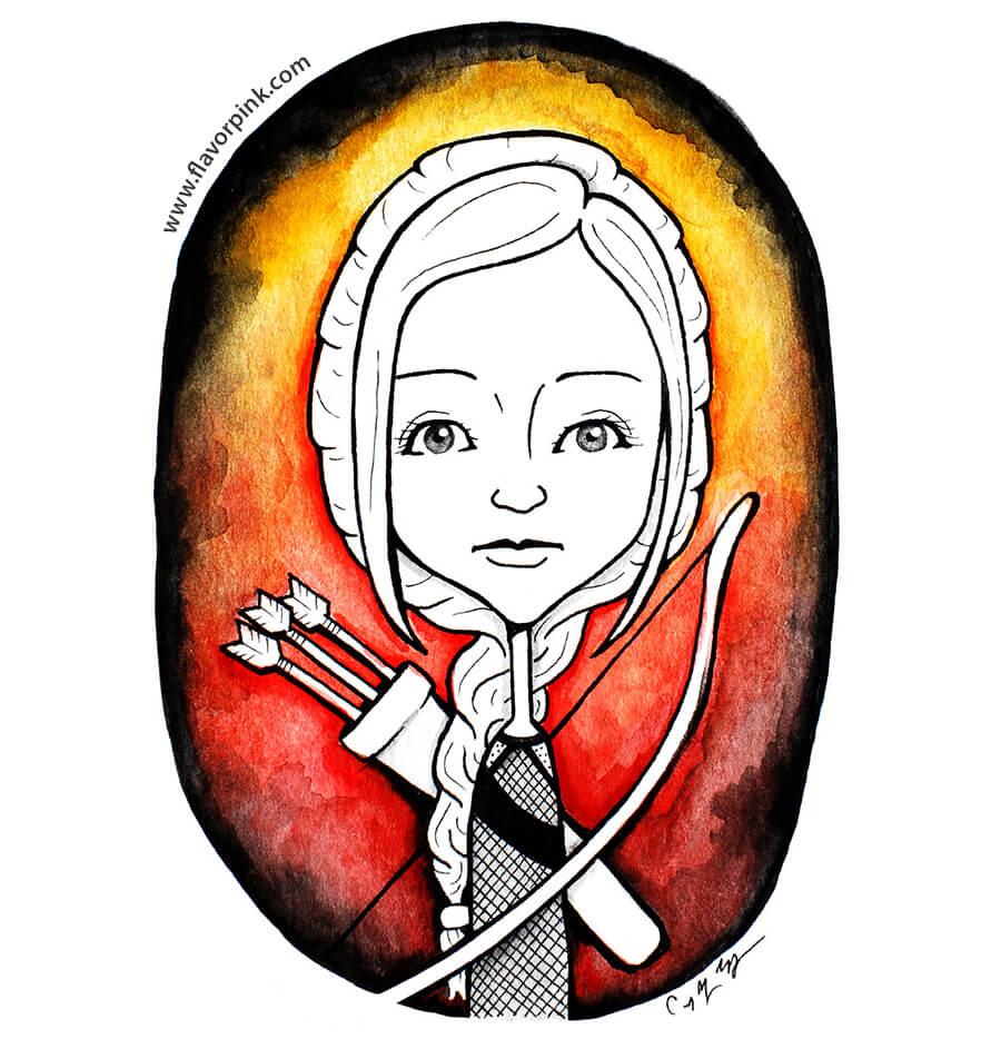KatnissDoodle